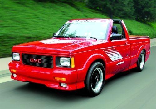 S15 Syclone Gmc Pickup Trucks Suv Trucks Customised Trucks