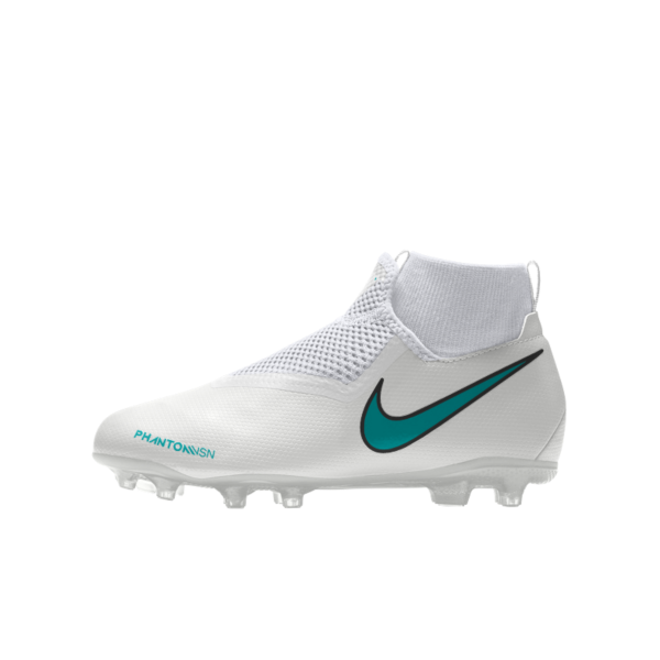 Nike Phantom Vision Academy Jr Mg By You Custom Big Kids Multi Ground Soccer Cleat Nike Com In 2020 Soccer Cleats Nike Soccer Boots Womens Soccer Cleats