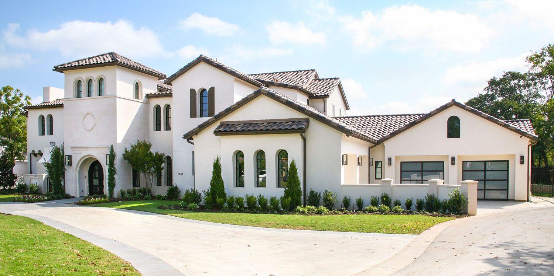 The Dallas Designer Showhouse Stucco Homes Exterior Tiles Stucco Exterior