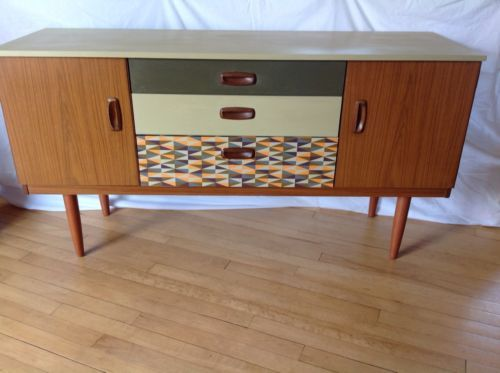 save off f06c2 0a901 retro-upcycled-70s-style-sideboard-Upcycled-Furniture | home ...