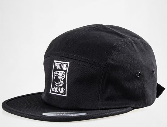 4255ebc1c01 Hood Rats 5-Panel Hat by THIRTY TWO