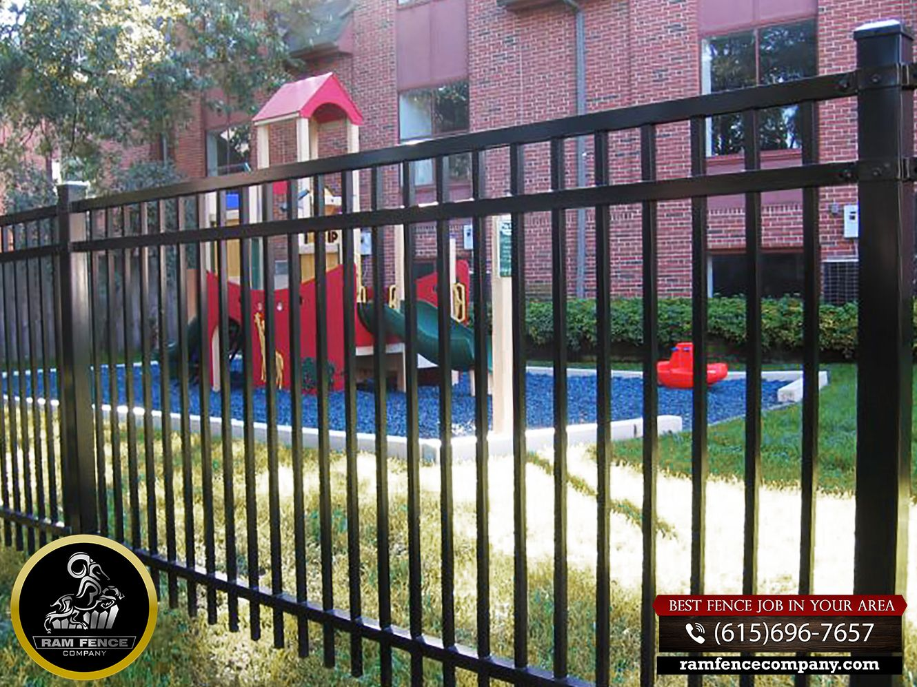 We Make Professional Installations Of Wood Fencing Vinyl Fencing