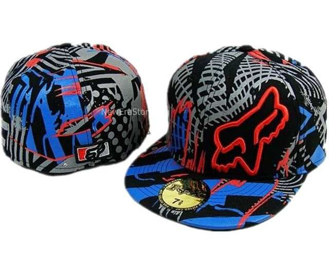 Cheap Wholesale Fox Racing Explosion Flatbill Hat ID7524 3ef9e71d6fe