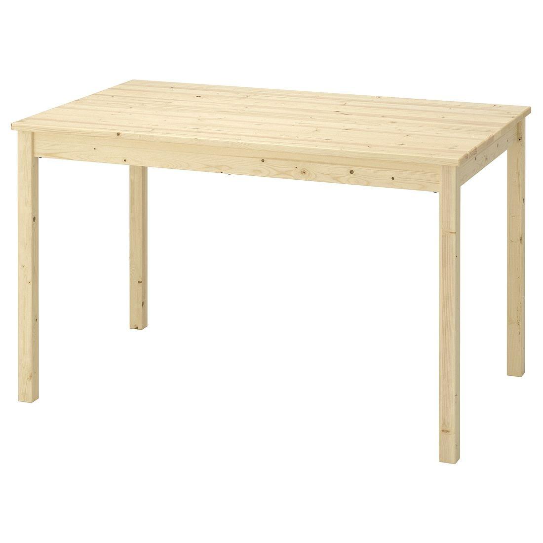 Ingo Table Pine 47 1 4x29 1 2 Ikea Pine Table Table