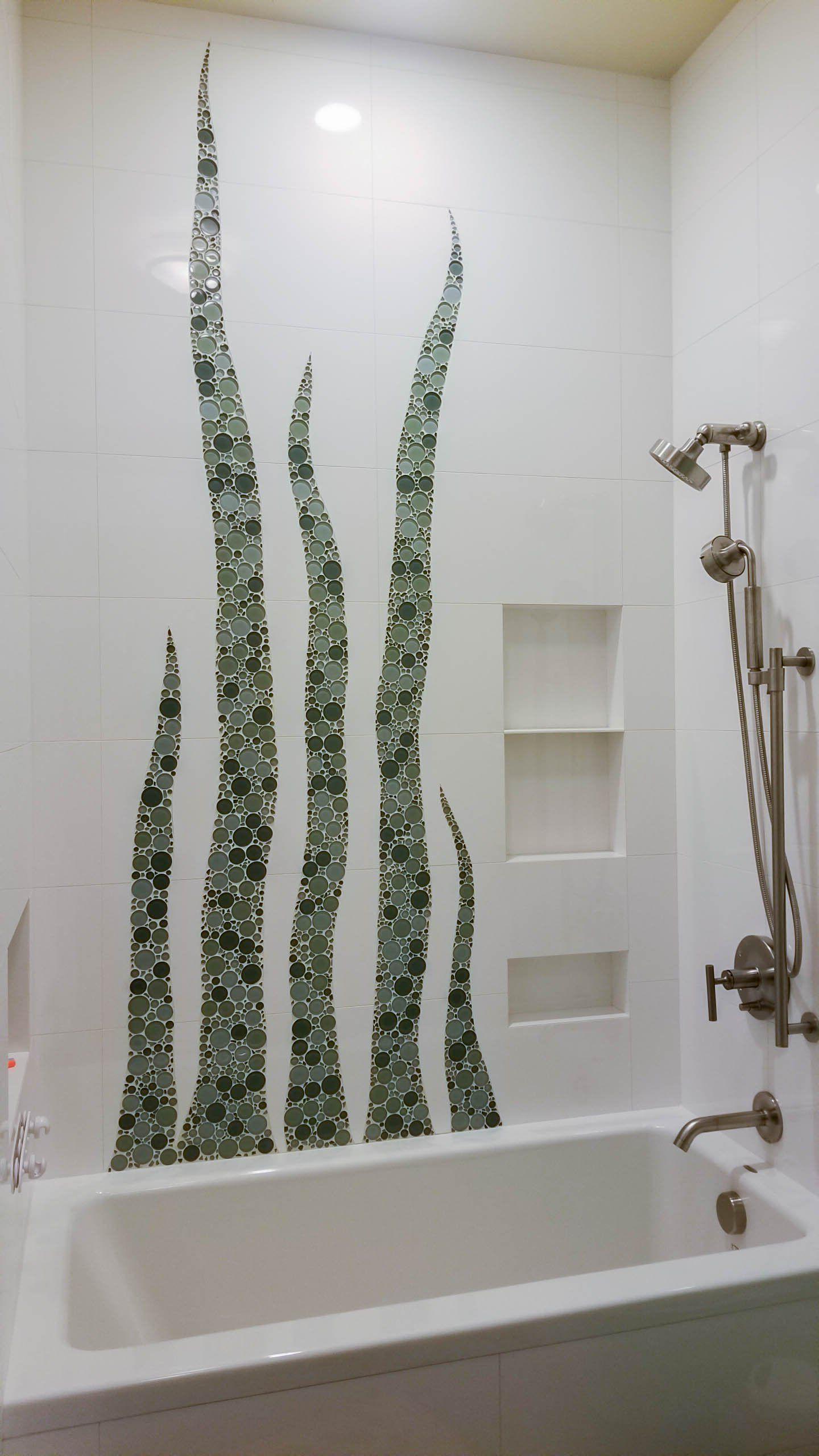 4 x 12 Shower Nano Pure White Shower Niche Shelf