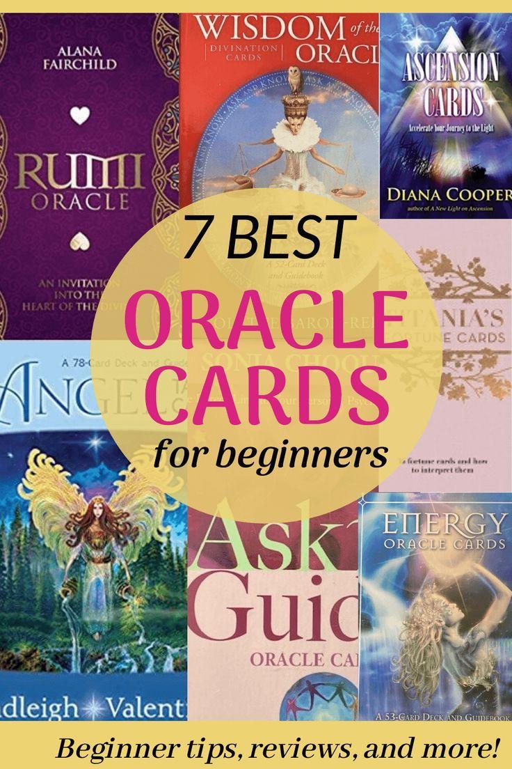 7 Best Oracle Card Decks for Beginners in 2020 Oracle