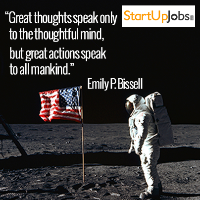 Startup Quotes Great Thoughts Speak Only To The Thoughtful Mind