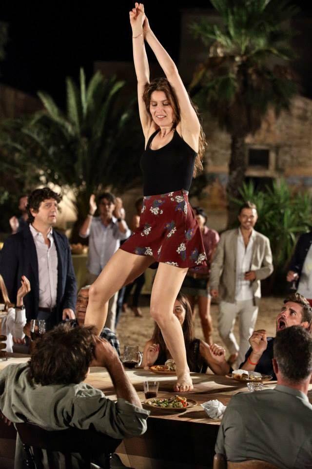 #LaetitiaCasta farà innamorare #FabioDeLuigi, nel nuovo film di #GiovanniVeronesi #UnaDonnaPerAmica.