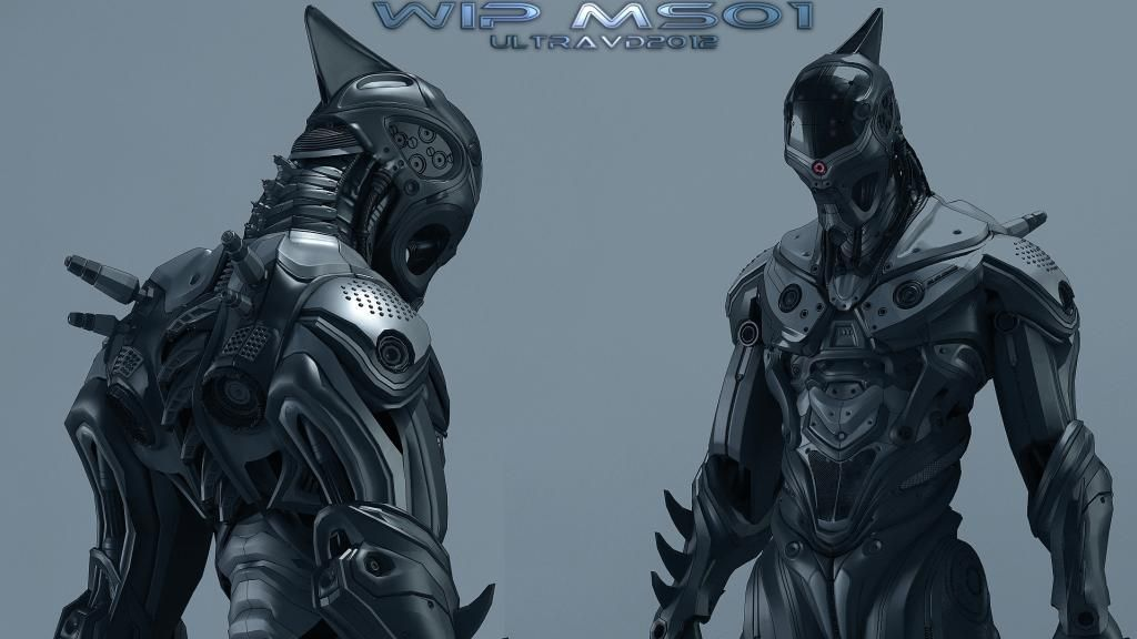 Armure Futuriste armure futuriste | armes et armures