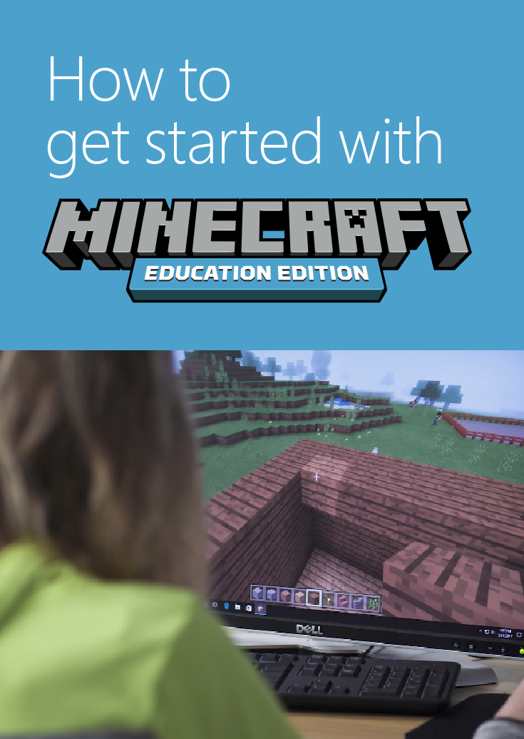 Teachers Are Using Minecraft Education Edition To Inspire And Connect With Their Students Follow This S Microsoft In Education Education Video Games For Kids