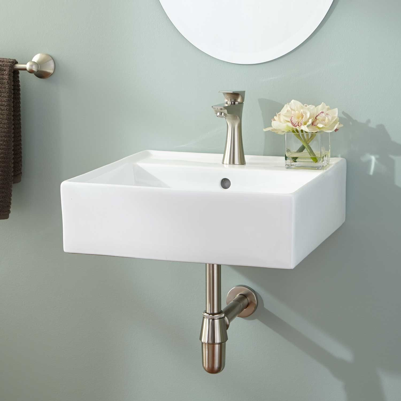 Alupag Wall Mount Sink