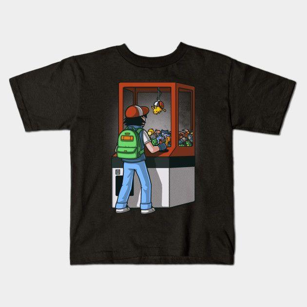 Poke Catch Young T-Shirt