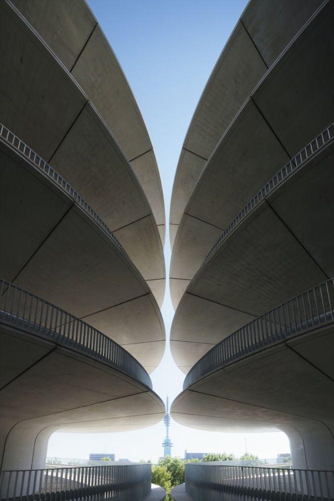 Gallery Of Rai Car Park Benthem Crouwel Architects 4 Ramps Architecture Parking Building Architecture
