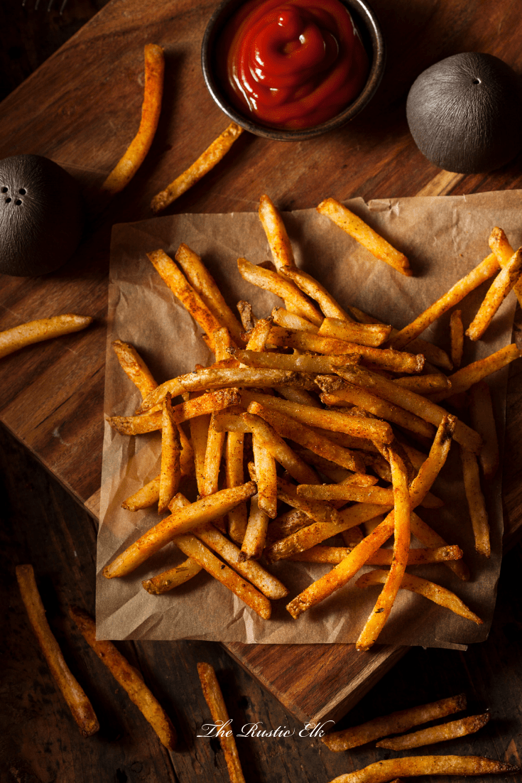 Baked Seasoned French Fries
