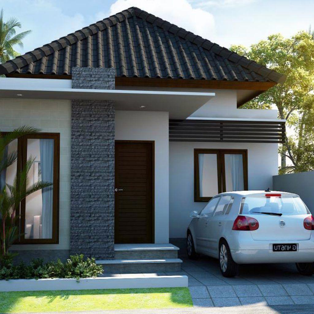 Ini Dia Rumah Minimalis Type 45 Modern Paling Dicari 2020 Rumah Minimalis Desain Rumah Rumah Rumah minimalis modern type 45