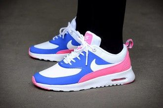 pink nike nike air thea: Shop for pink nike nike air thea on