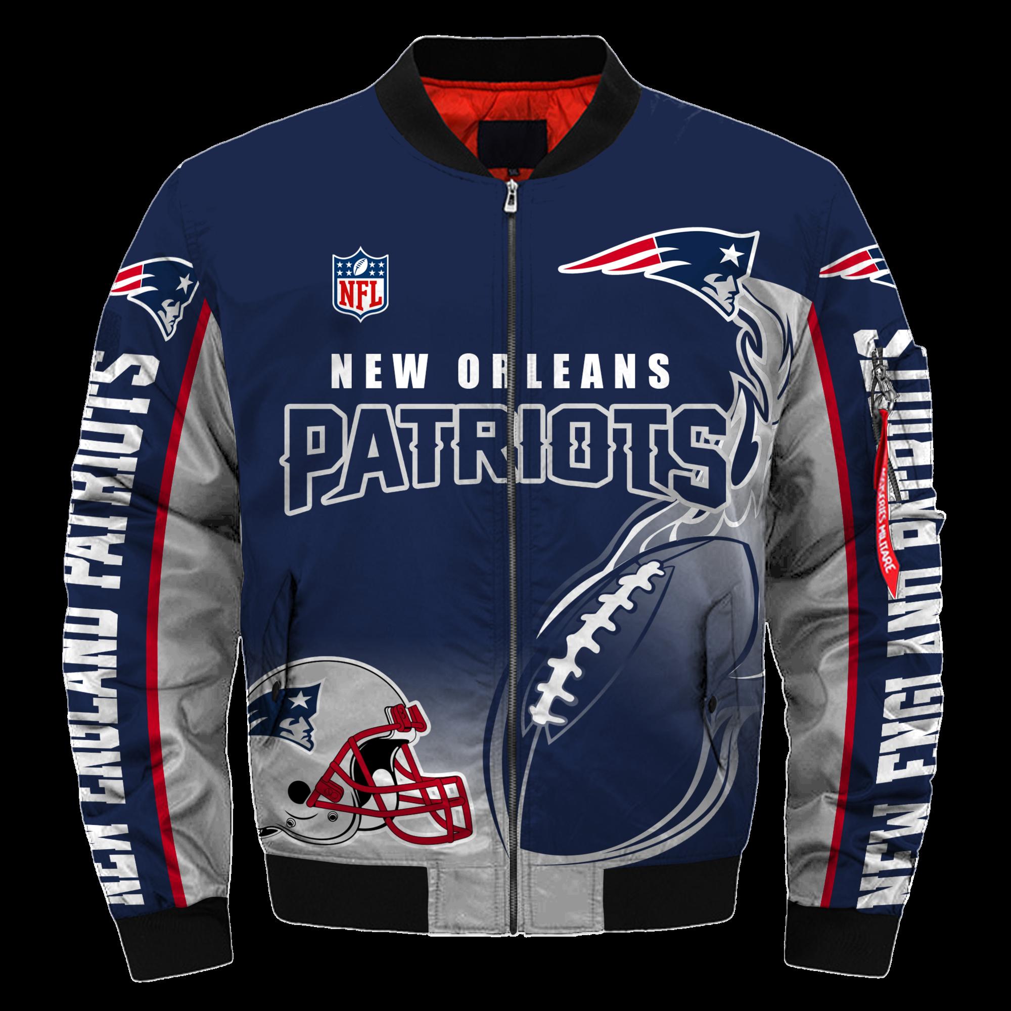 New England Patriots Bomber Jacket Nfl New England Patriots Apparel Https Fanaticssport Com New England Patriots Apparel Nfl New England Patriots New England Patriots