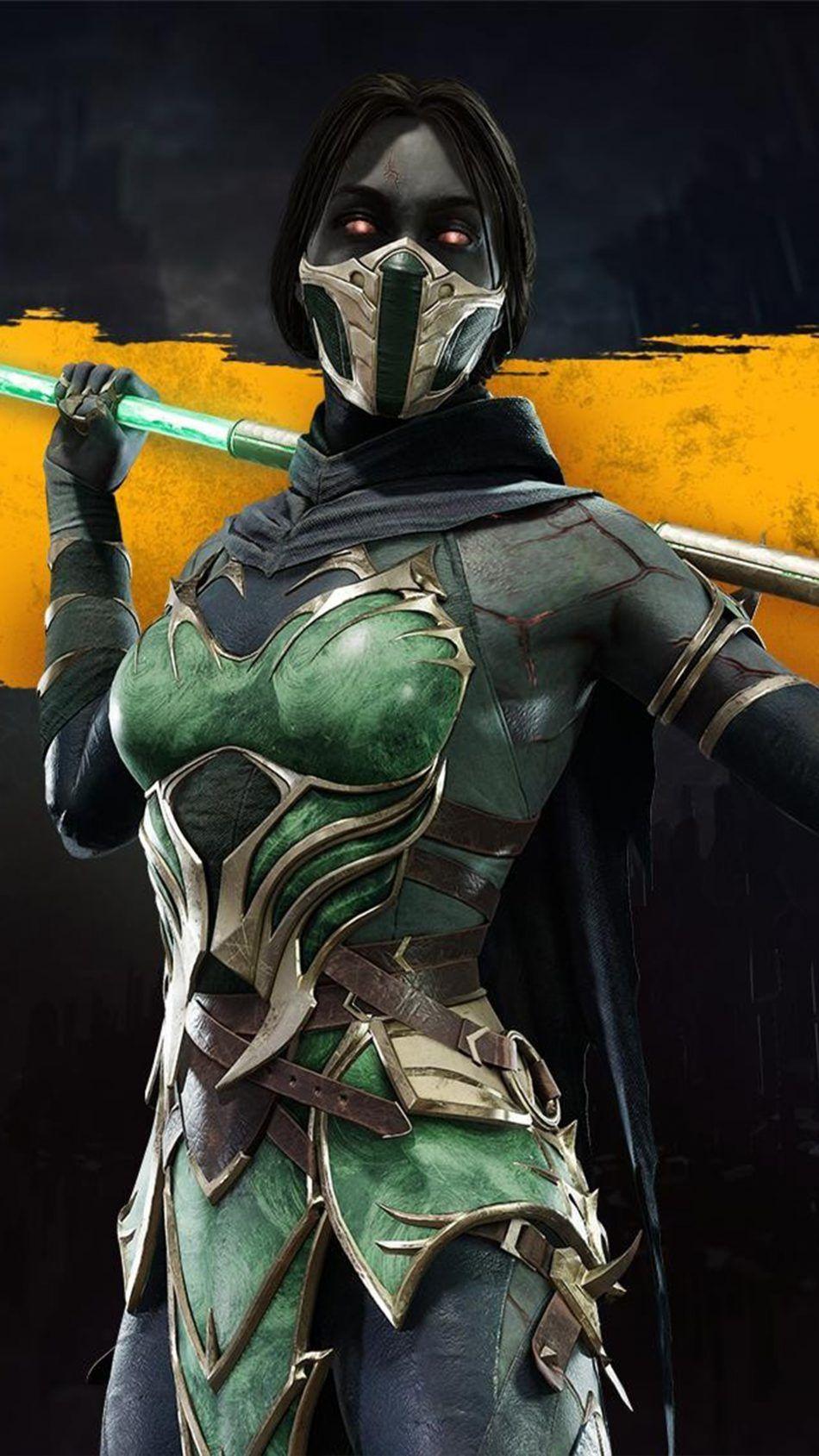 Jade Mortal Kombat 11 Hatterek