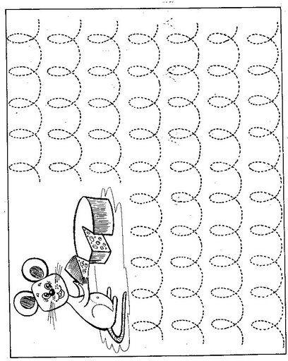Atividade escolar infantil