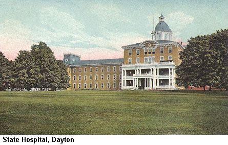 Dayton State Hospital Historic Asylums Hospital Buckeye Dayton