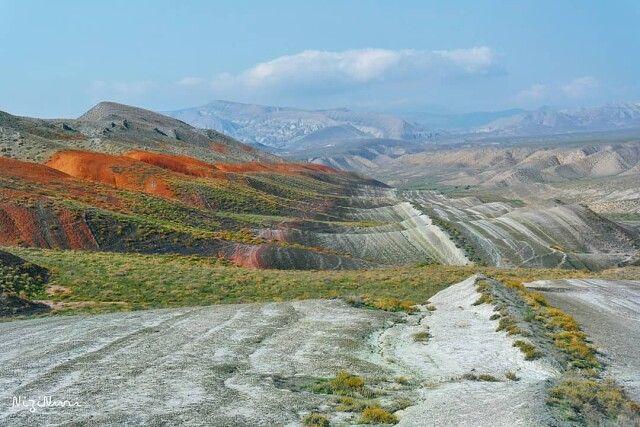 Pin By Sevda Hajiyeva On Azerbaijan Natural Landmarks Country Roads Landmarks