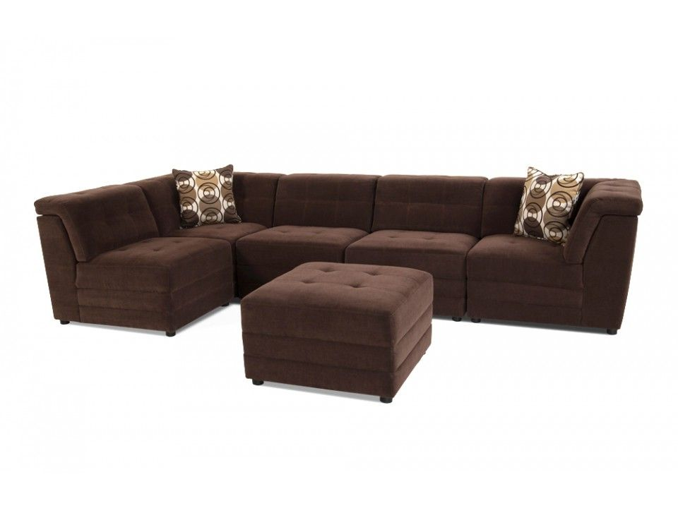 bobs living room sets%0A Reprise Fabric   Piece Sectional   Reprise Fabric Sectional   Living Room  Collections   Living Room