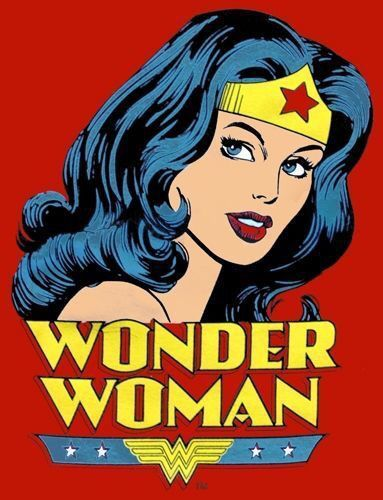 Get your WONDER WOMAN TEES now!! ???? Ultimate female power is at