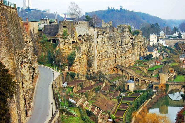 The bock and the city casements luxembourg city tomorrow ill the bock and the city casements luxembourg city altavistaventures Choice Image