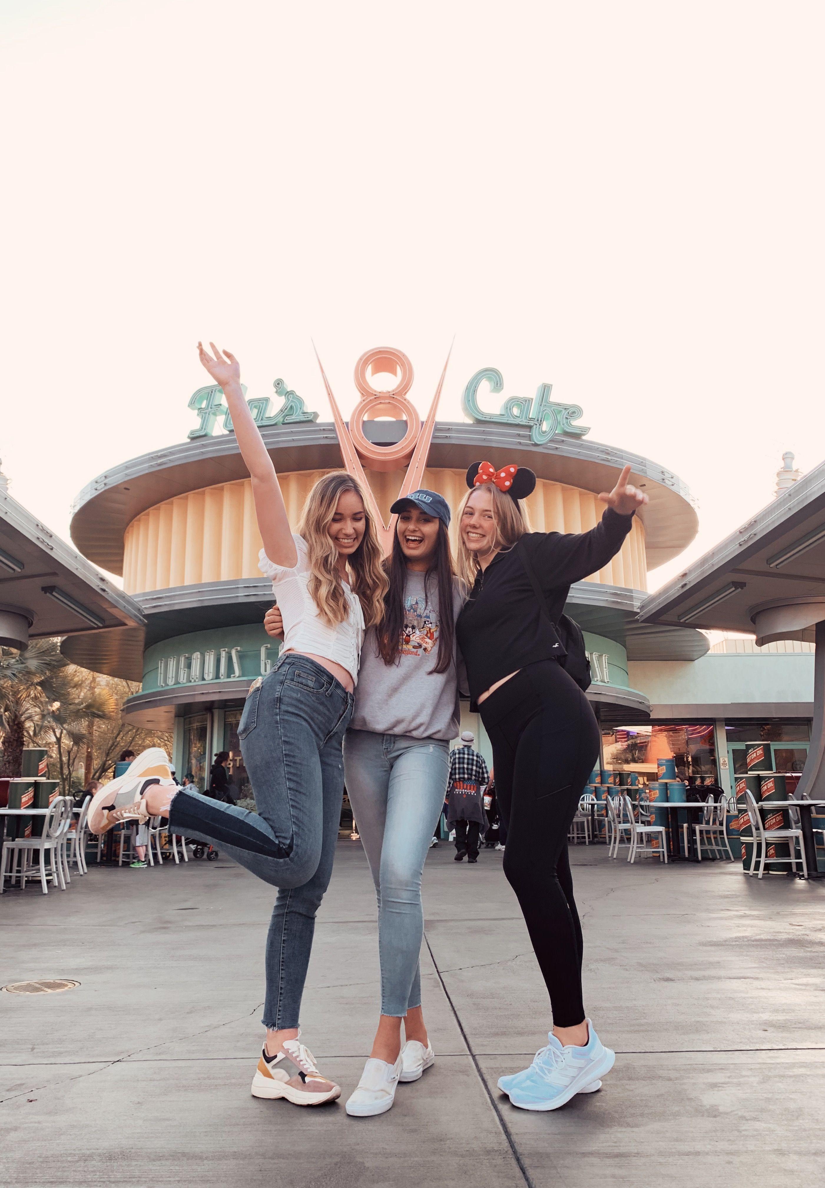 Photo of Disneyland Kalifornien Abenteuer Freund Bildideen