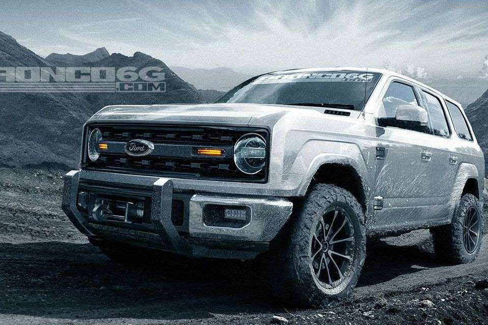 Everything We Think We Know About The 2020 Ford Bronco Ford Bronco Ford Bronco 4 Door 2019 Ford Bronco