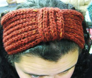 Brioche Ribbed Headband, Free pattern. (With images ...