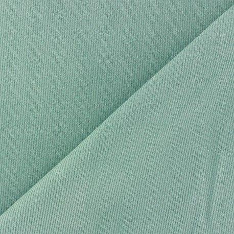 Tissu velours milleraies 200gr/ml givré x 10cm