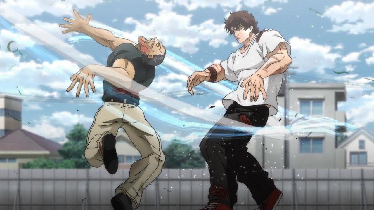 Baki amv in 2020 anime fight anime english dubbed
