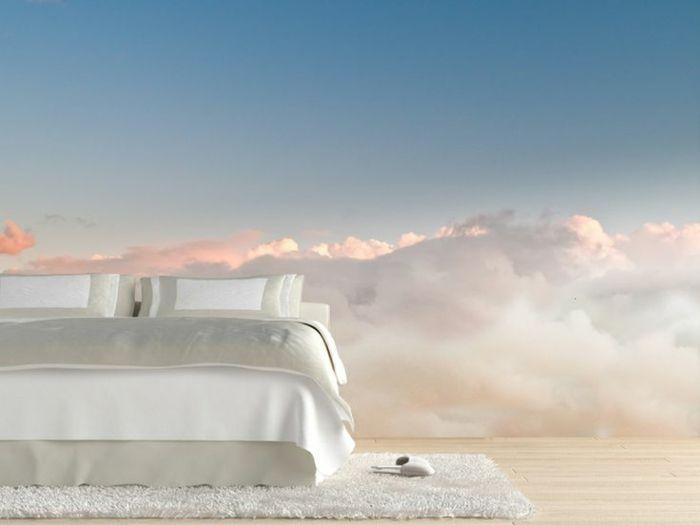 Les 20 meilleures id es de la cat gorie poster trompe l oeil sur pinterest - Trompe l oeil tete de lit ...
