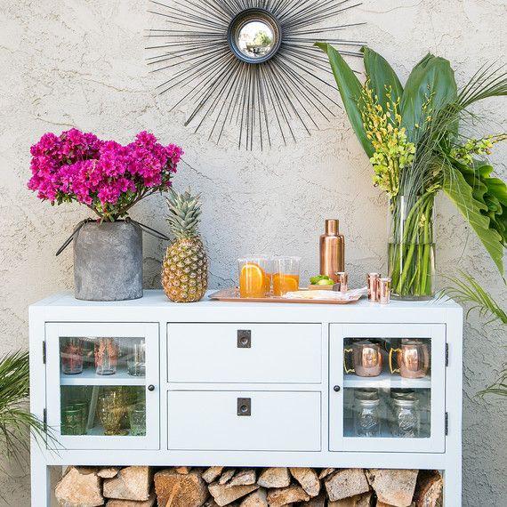 simple ways update patio