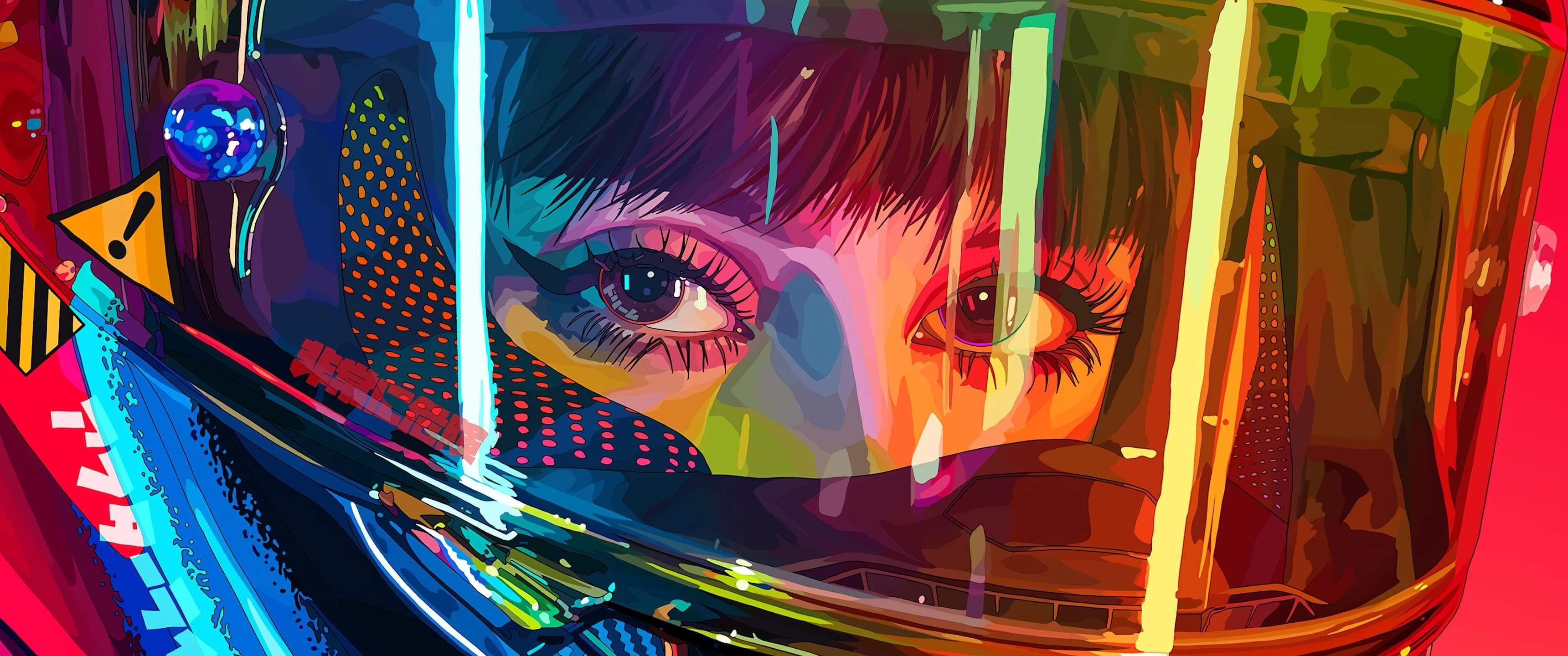 Ultrawide 21 9 Wallpaper Collection 3440 Updated Regularly Wallpaper Post In 2020 Cyberpunk Anime Cyberpunk 3840x2160 Wallpaper