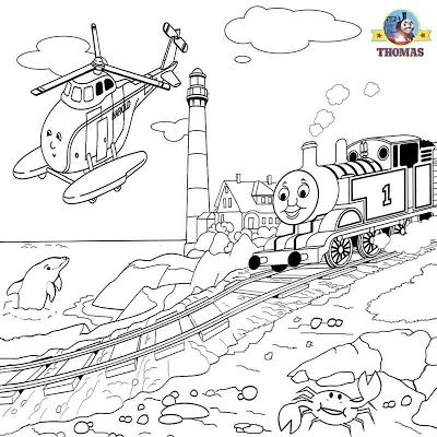 harold the helicopter thomas coloring pictures to print and color summer kids activities worksheets - Activities For Kids To Print