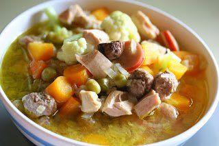 Cara Membuat Sup Jamur Kancing Kembang Kol Resep Sup Sup Ayam Resep