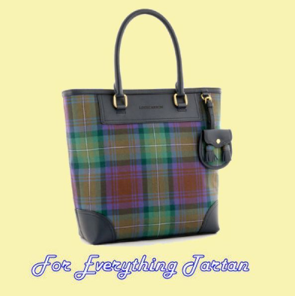 For Everything Genealogy - Isle Of Skye Tartan Fabric Leather Large Ladies Handbag, $210.00 (http://foreverythinggenealogy.mybigcommerce.com/isle-of-skye-tartan-fabric-leather-large-ladies-handbag/)