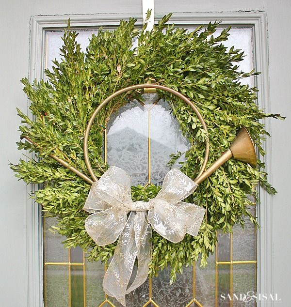 Coastal Christmas Home Tour -part 1 Pinterest Coastal christmas - coastal christmas decorations