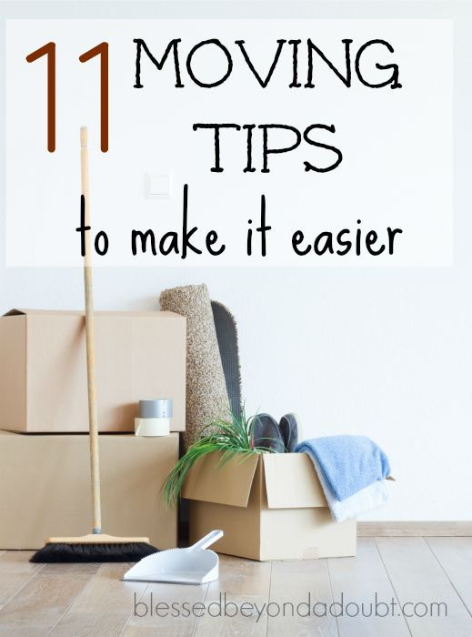 I have moved more times than I care to admit. Here are my top 11 moving tips to make it much easier for you and your family.  #SwifferFanatic #magiceraser #ad