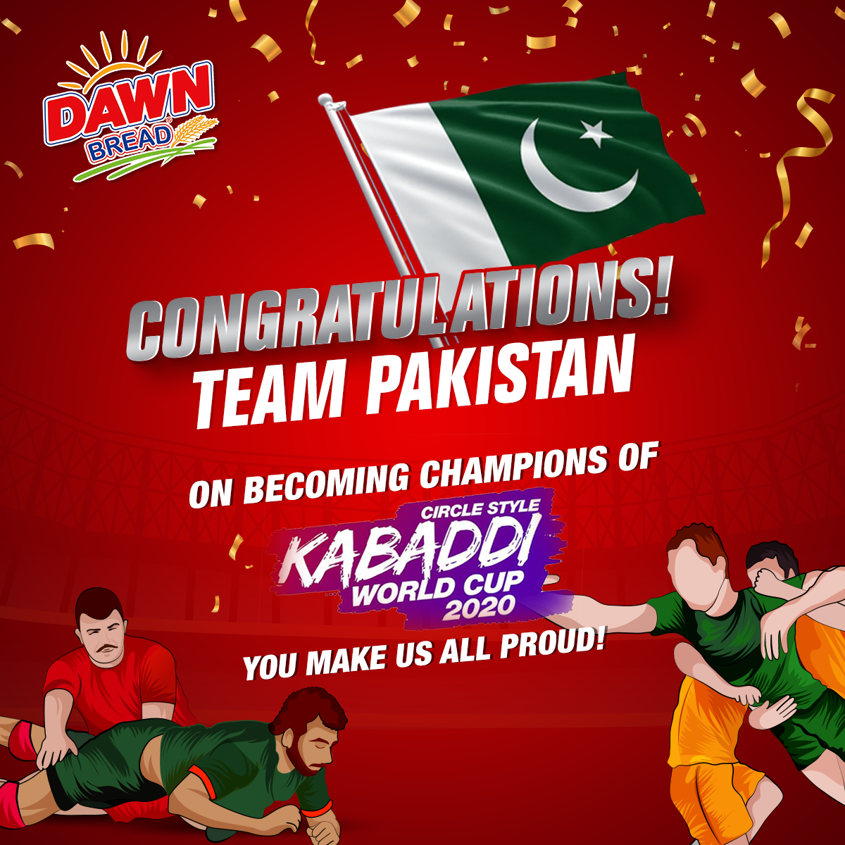 Proud Moment For Pakistan We Congratulates Pakistan Kabaddi Team On Their Well Deserved Success On Winning Kabaddi World Cup In 2020 Kabaddi World Cup World Cup World