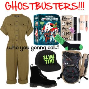 GHOSTBUSTERS!!!!
