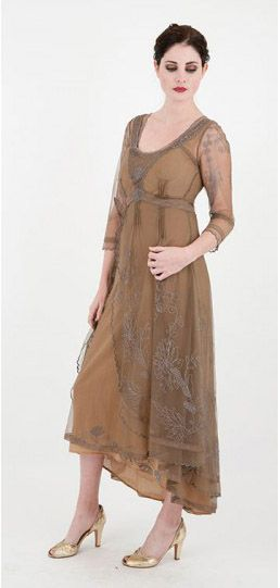 Nude Mother of the Bride Dresses  My Zyla Spiced-Rose Browns ...