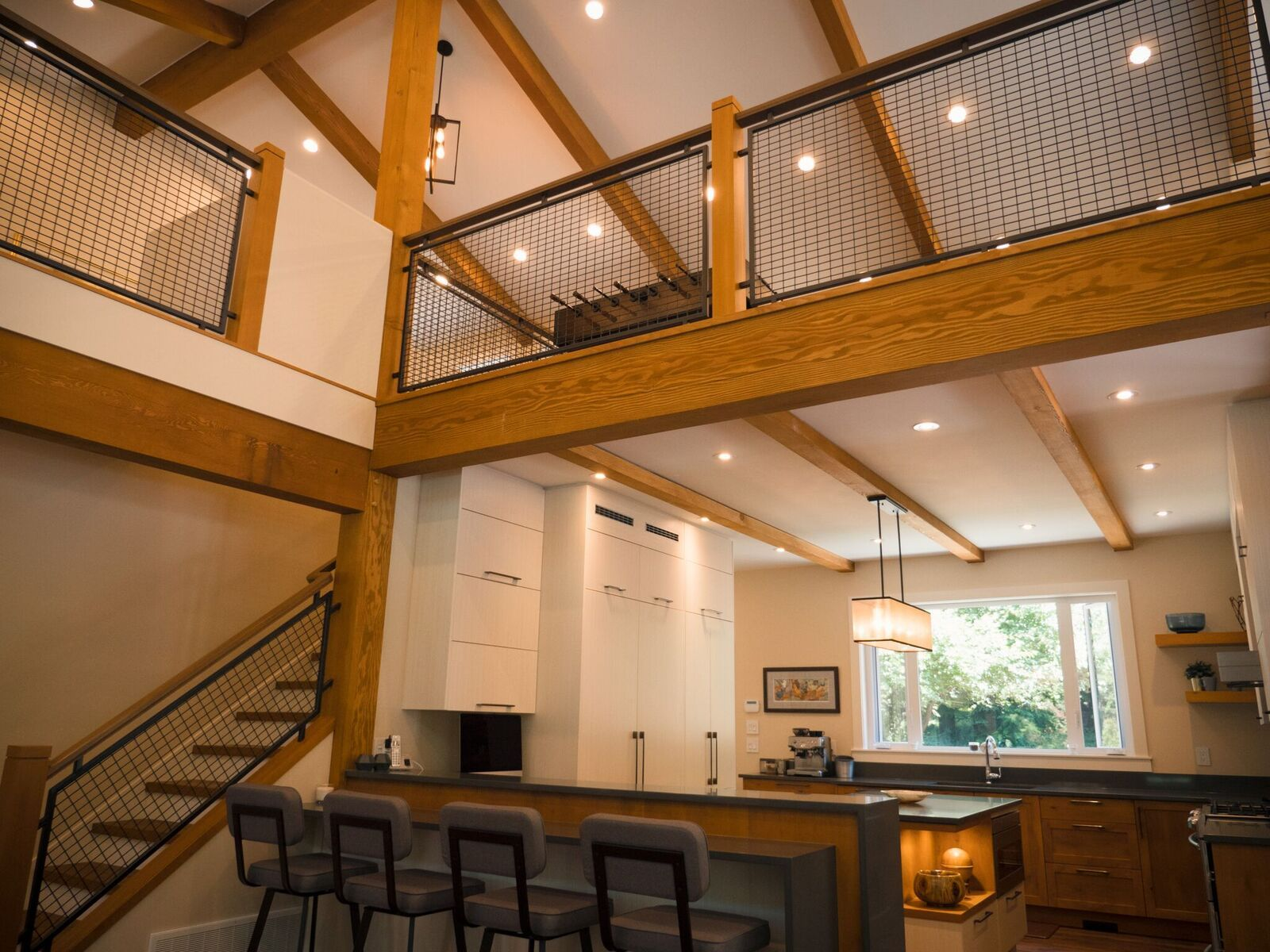 Tamlin International Homes Ltd Gallery Project Photos Timber Frame Porch Home Post And Beam