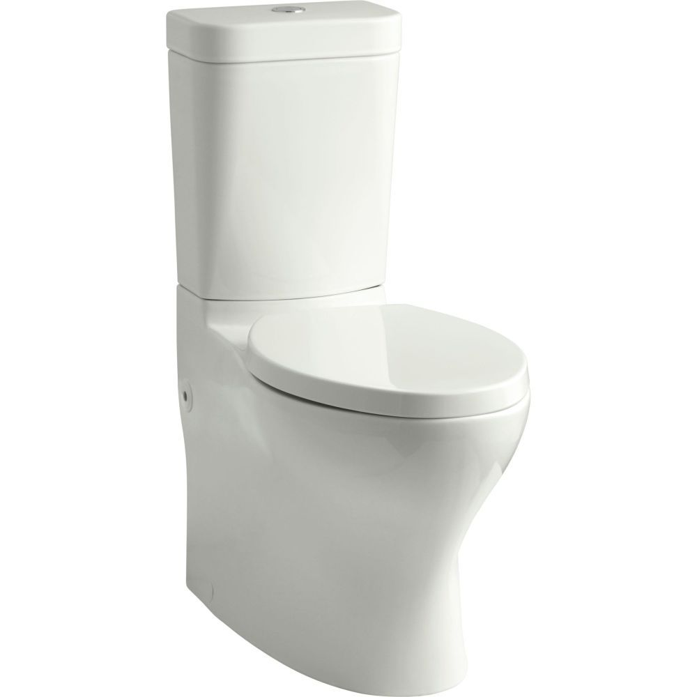 Kohler K-3753-NY Persuade Two Piece Elongated Circ Comfort Height ...