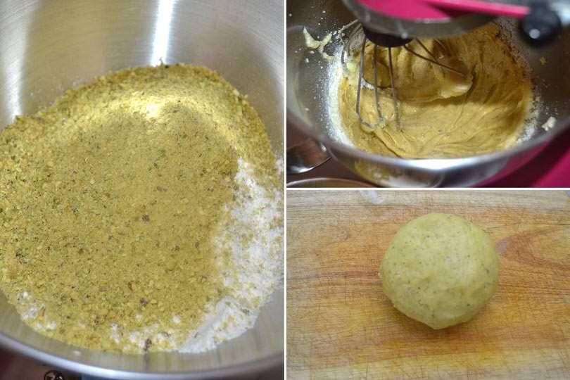 Ricetta Pasta Frolla Misya.Pasta Frolla Al Pistacchio Ricetta Ricette Idee Alimentari Pasta Frolla