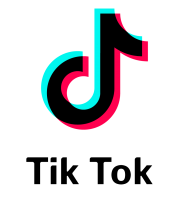 Tik Tok Logo Png Image With Transparent Background Png Free Png Images In 2021 Music Streaming App Music Streaming Tok