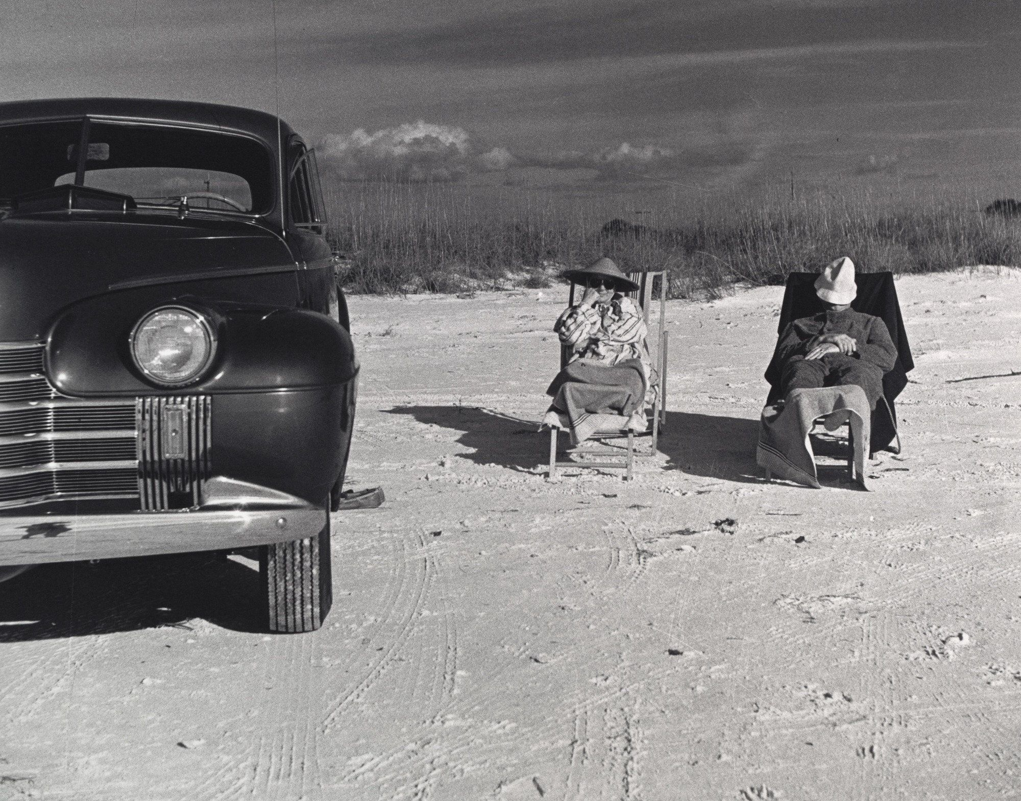 Marion Post Wolcott – Winter Tourists; 1940