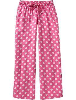 I Love Old Navy Pajama Pants Matching Family Christmas Pjs Pajamas